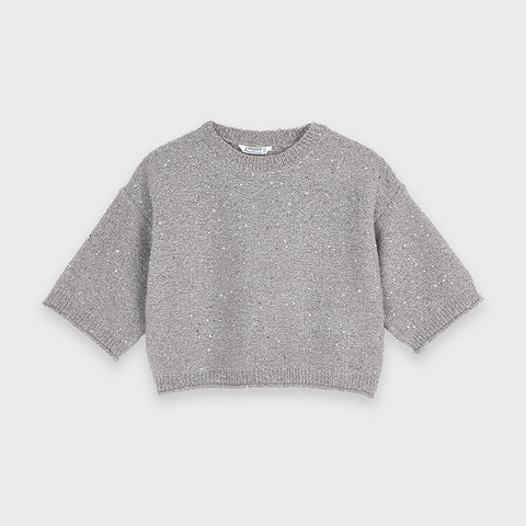 Chromium Sequins sweater