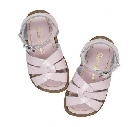 Original Salt Water Sandals in Shiny Pink