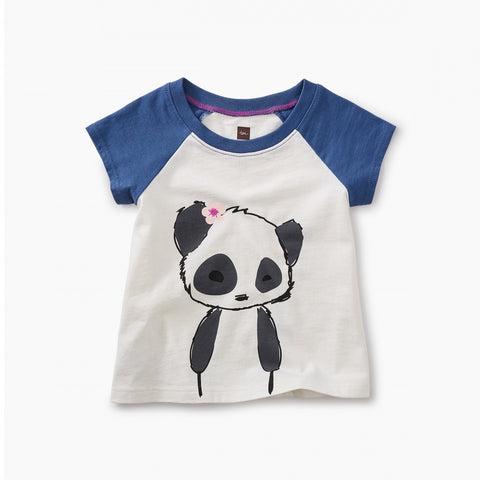 Little Panda Graphic Baby Tee