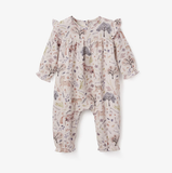 Flutter Sleeve Jumpsuit Luna The Unicorn