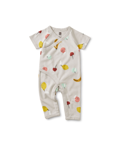 Fruit Wrap Romper