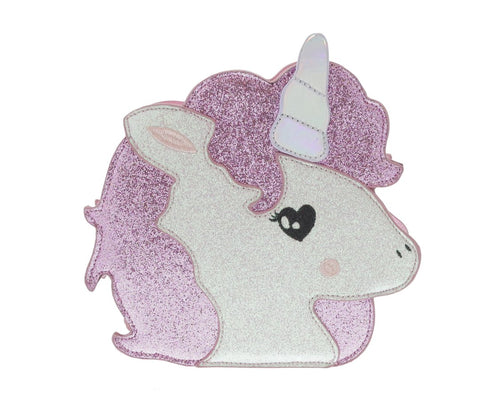 Unicorn Head Purse
