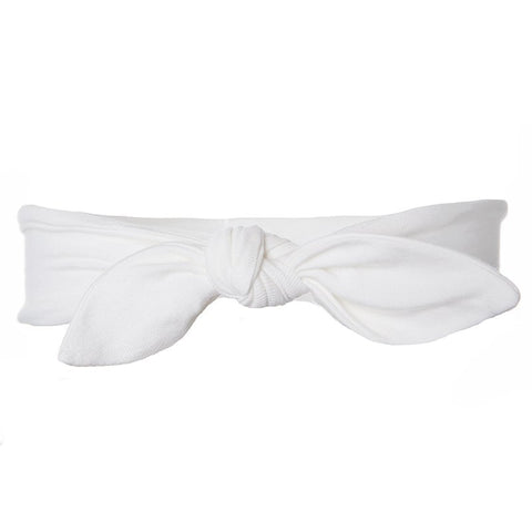 Natural Bow Headband
