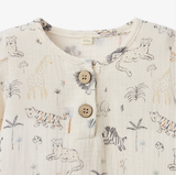 Print Jumpsuit Leo The Lion