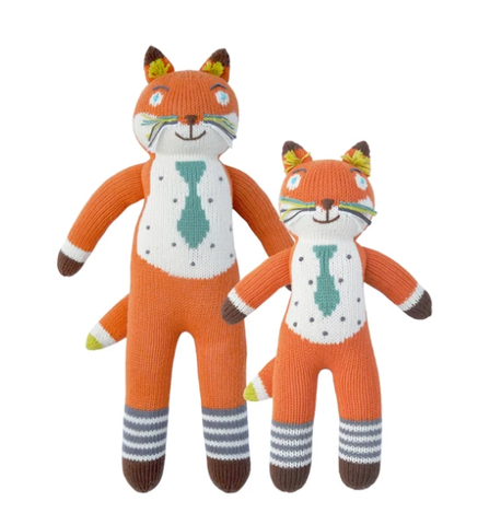 Socks the Fox- Mini