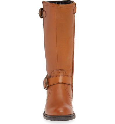 Darcy Long Leather Boots