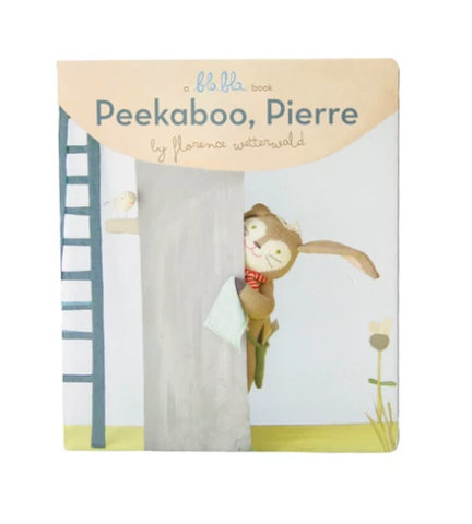 BOOK Peekaboo Pierre
