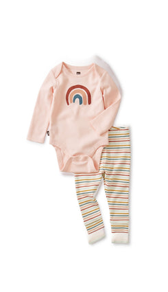 Chalk Bodysuit Baby Outfit