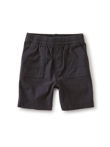 Playwear Baby Shorts: Indigo