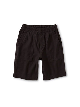 Jet Black: Playwear Shorts