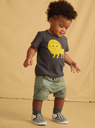 Pocket O' Sunshine Camo Short
