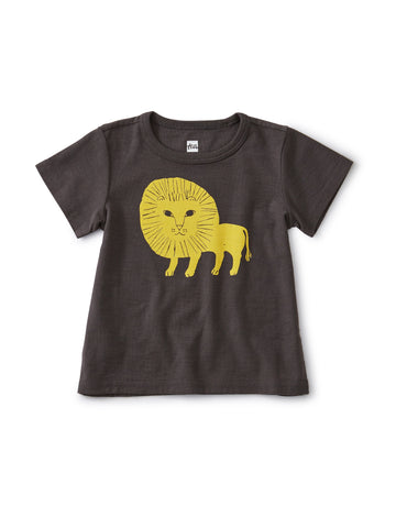 Pepper: Lion Cub Baby Tee