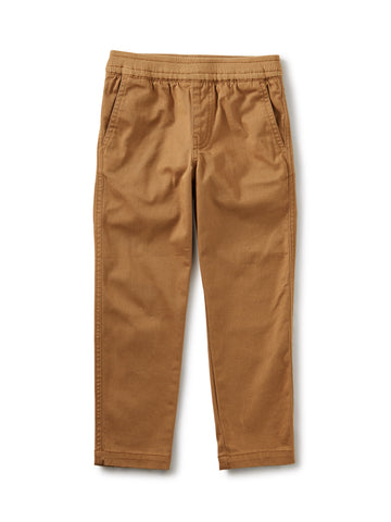 Timeless Stretch Twill Pant - whole wheat