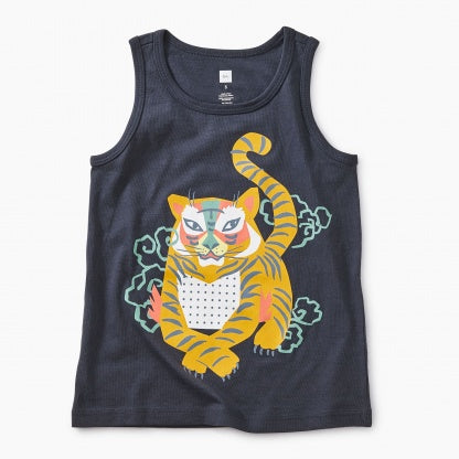 Tiger Graphic Tank