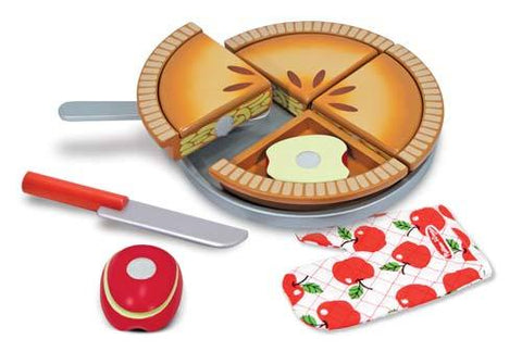Melissa and Doug Make & Serve Apple Pie Set