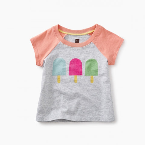 Ice Pop Graphic Baby Tee