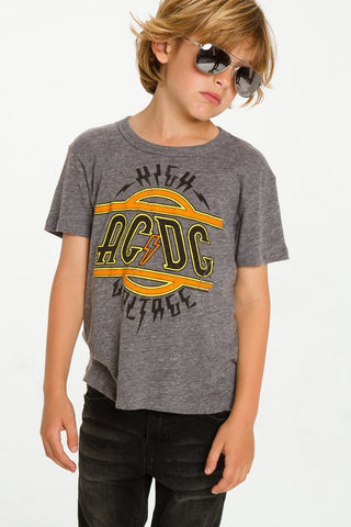 ACDC High Voltage SS Tee