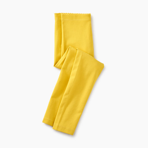 Sulphur Solid Leggings