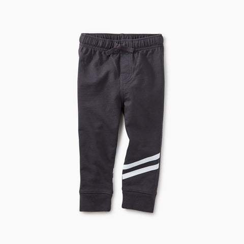Sporty Stripe Baby Joggers Phantom