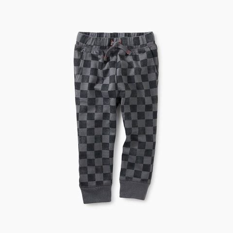 Soho Squares Printed Baby Joggers