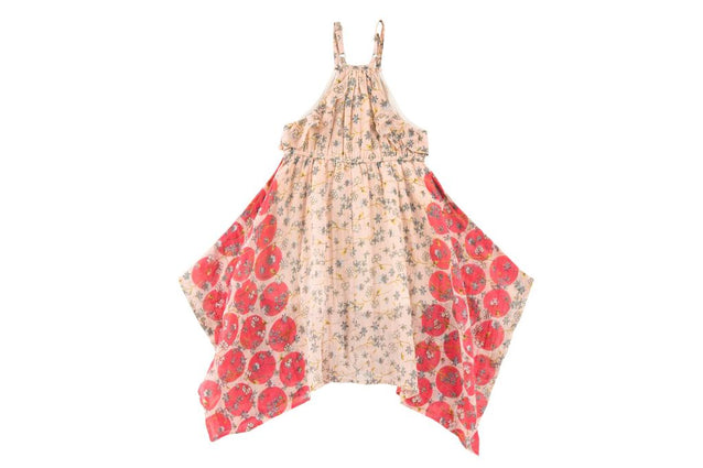 Floating Blossoms Beach Dress