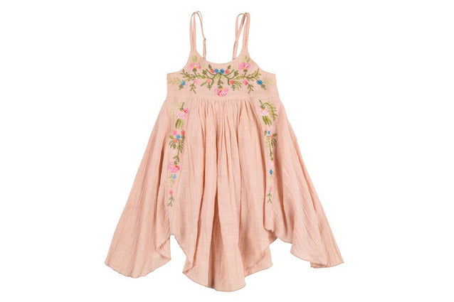 Trailing Blossoms Dress