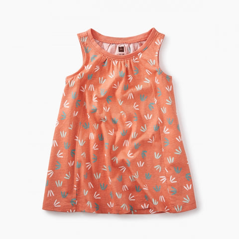 Trapeze Baby Dress-Tiny Tracks