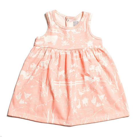 Organic Farm Next Door Oslo Baby Dress