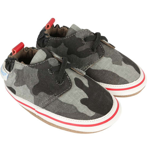 Cool And Casual Camo Shoe