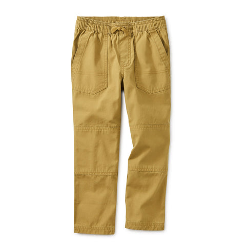 Canvas Explorer Pants - Fennel