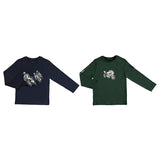 Spanish Fir L/s t-shirt