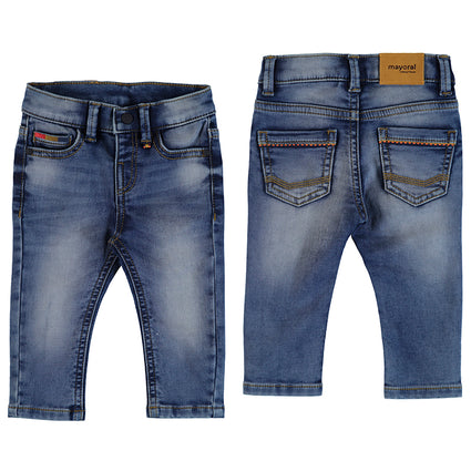 Baby Basic Soft denim pants
