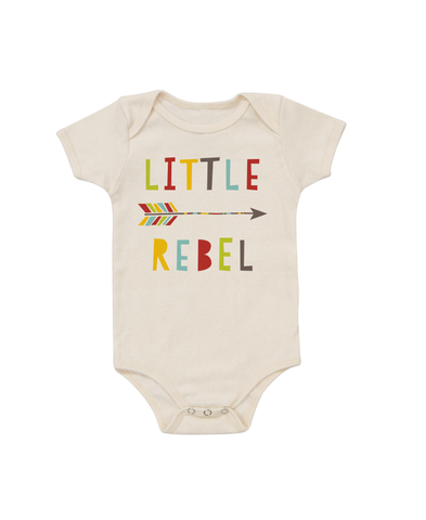 Organic Little Rebel Onesie