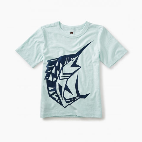Swordfish Graphic Tee -Baby