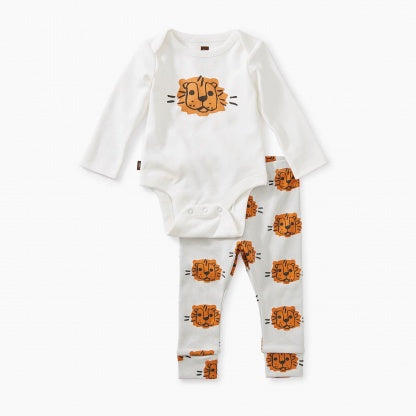 Bodysuit Baby Outfit Paperwhite