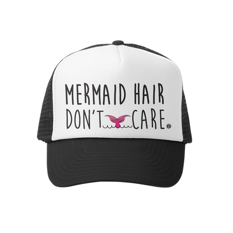 Mermaid Hair Trucker Hat
