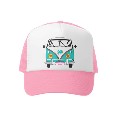 Busin' Daisy Trucker Hat