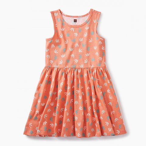 Skirted Tank Dress-Tiny Tracks