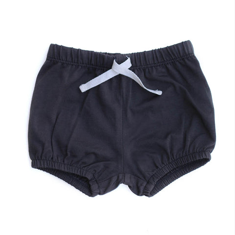 Baby Girl Charcoal Bloomers
