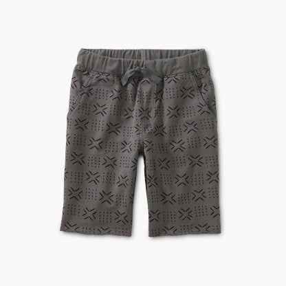Pattern Cruiser Shorts Basketweave Geo