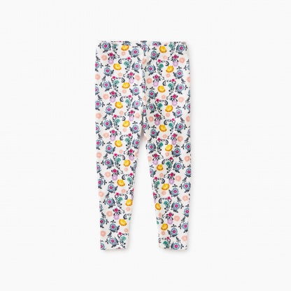 Lyrical Floral Baby Leggings