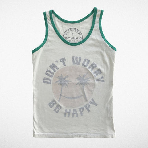 Don't Worry Tank Top