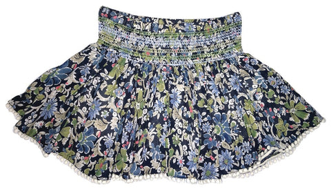 Earth Flowers Skirt