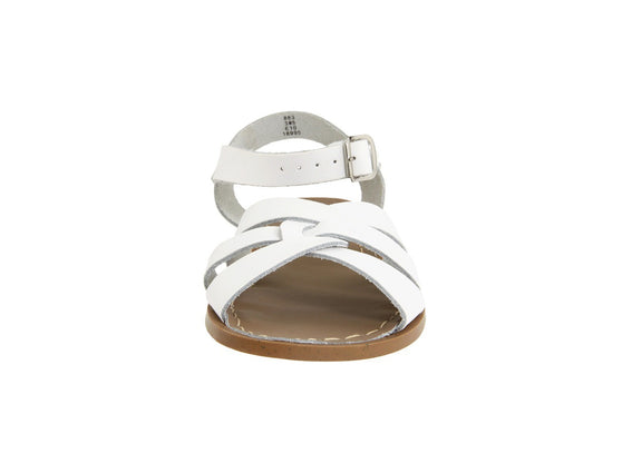 Original Salt Water Sandals in White - Cupcake