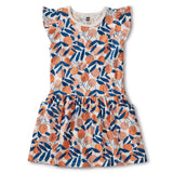 Spring Citrus Pocket Dress
