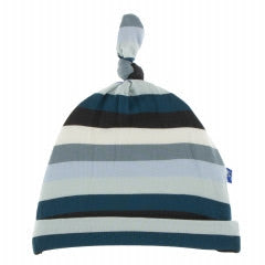 Meteorology Stripe Knot Hat