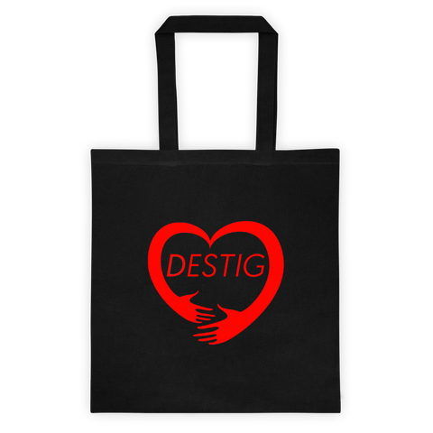 Destig Tote bag - 6OZ
