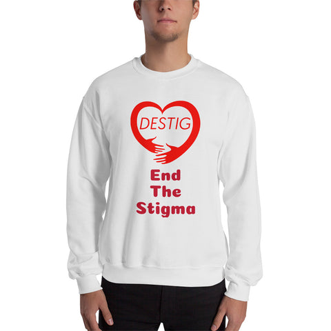 Destig - End The Stigma Sweatshirt