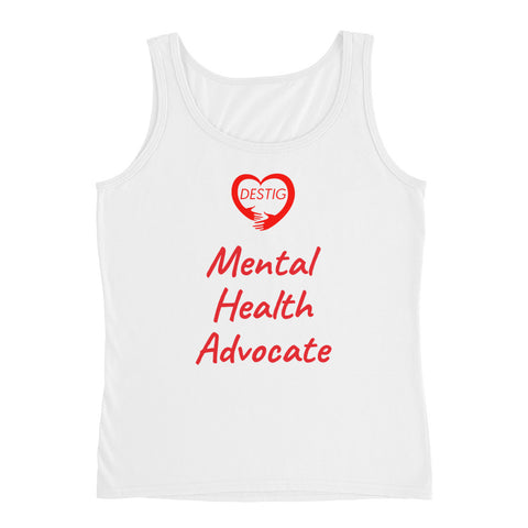 Mental Health Advocate Ladies' Tank Top