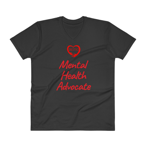 Mental Health Advocate V-Neck